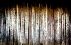 Alte hölzerne Wände stockbilder
