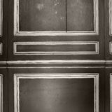 Alte hölzerne Wand Lizenzfreies Stockfoto