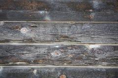 Alte hölzerne Wand stockfotos