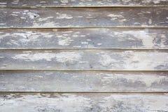 Alte hölzerne Wand stockfoto