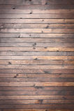 Alte hölzerne Wand als Hintergrund Stockfotos