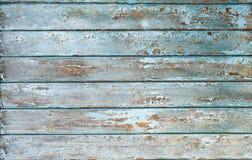Alte hölzerne Wand in den Sprüngen Lizenzfreies Stockbild