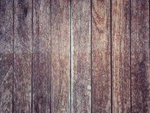 Alte hölzerne Wandhintergründe und Beschaffenheitsfarbe Stockbilder