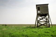 Alte Hütte Stockfotografie