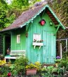 Alte Hütte Lizenzfreies Stockbild