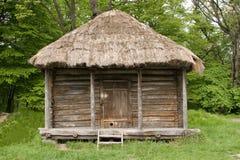 Alte Hütte. Lizenzfreie Stockfotos