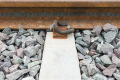 Alte Halterbahnen Stockbilder