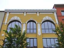 Alte Hauptwand, Litauen Lizenzfreie Stockbilder
