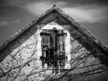 Alte Hausspitze 88 Stockbild