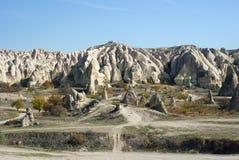 Alte Herbstberge von der Türkei Stockbild