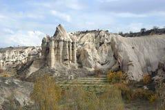 Alte Herbstberge von der Türkei Stockfotografie