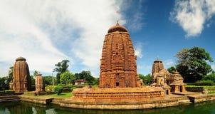 Alte hinduistische Religiontempel Stockbild
