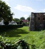 Alte historische Ruinen Stockfotografie