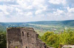 Alte historische Ruinen Lizenzfreie Stockbilder