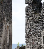 Alte historische Ruinen Lizenzfreie Stockfotos