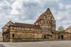 Alte Hofhaltung & x28; Stary Court& x29; , Bamberg, Niemcy Fotografia Royalty Free