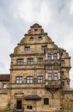 Alte Hofhaltung & x28; Vecchio Court& x29; , Bamberga, Germania Fotografia Stock Libera da Diritti