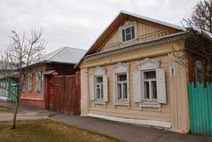 altes holzhaus in kolomna russland lizenzfreie stockfotografie bild 37235297. Black Bedroom Furniture Sets. Home Design Ideas