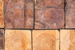 Alte Holzoberfläche klar Stockfotografie