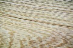 Alte Holzoberfläche mit Sprüngen und Beschaffenheit Lizenzfreies Stockbild