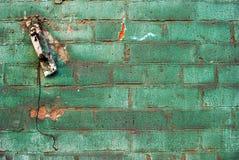 Alte industrielle Wand Lizenzfreies Stockfoto