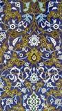 Alte islamische Dekoration Stockfoto