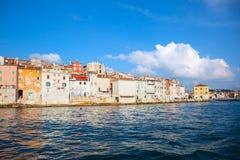 Alte Istrian Stadt Stockfotos