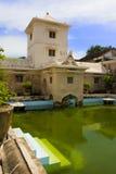Alte königliche Pools, Yogyakarta, Indonesien Lizenzfreie Stockfotos
