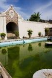 Alte königliche Pools, Yogyakarta, Indonesien Lizenzfreie Stockfotografie