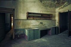 Alte Küche Lizenzfreies Stockfoto