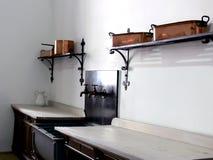Alte Küche lizenzfreie stockfotografie