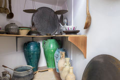 Alte Küche im Irak Stockfoto