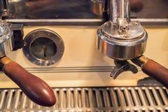 Alte Kaffeemaschine Lizenzfreie Stockbilder