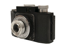 Alte Kamera Lizenzfreies Stockfoto