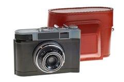 Alte Kamera Stockbild