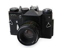 Alte Kamera Lizenzfreie Stockbilder