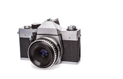Alte Kamera des Filmes Stockbild