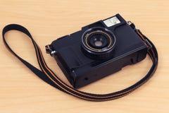 Alte Kamera, Weinlesekamera filmt populäres in der Vergangenheit Lizenzfreie Stockbilder