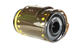 Alte Kamerarolle 35mm Lizenzfreie Stockfotos