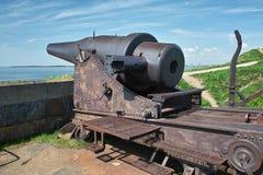Alte Kanone Stockfoto