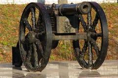 Alte Kanone Lizenzfreies Stockfoto