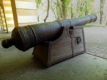 Alte Kanone Stockfotografie