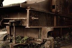 Alte Kanone am Charlottenlund Fort Lizenzfreie Stockfotografie