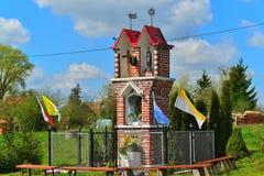 Alte Kapelle stockbild