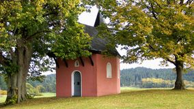 Alte Kapelle Stockfotografie