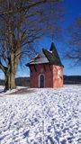 Alte Kapelle Lizenzfreie Stockfotografie