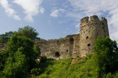 Alte kaporian Festung Stockbilder