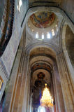 Alte Kathedrale Lizenzfreies Stockbild