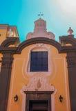 Alte Kathedrale Pozzuoli Stockfoto