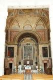 Alte Kathedrale Pozzuoli Lizenzfreies Stockbild